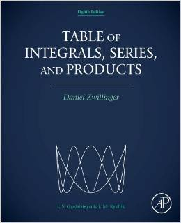 Book cover, G&R 8th edition